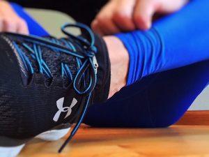 running physio