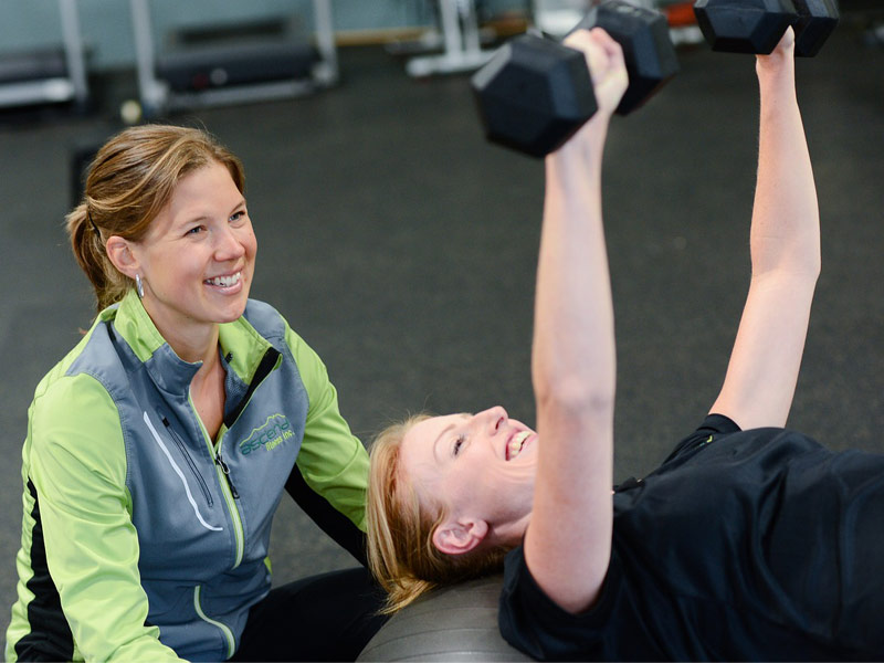 benefits of using a personal trainer